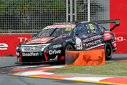 October 19, 2018 - Gold Coast, QLD, U.S. - GOLD COAST, QLD - OCTOBER 19: Dean Fiore in the Drive Racing Nissan Ultima during Friday practice at The 2018 Vodafone Supercar Gold Coast 600 in Queensland on October 19, 2018. (Photo by Speed Media/Icon Sportswire) (Credit Image: © Speed Media/Icon SMI via ZUMA Press)