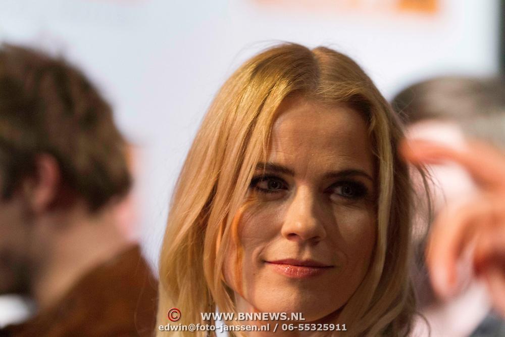 NLD/Amsterdam/20140205 - Uitreiking 100% NL Awards 2013, Ilse de Lange