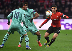 Rennes vs Arsenal - 7 March 2019