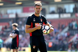 AFC Bournemouth's assistant manager Jason Tindall before the Premier League match at the Vitality Stadium, Bournemouth.