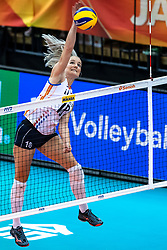 16-10-2018 JPN: World Championship Volleyball Women day 17, Nagoya<br /> Netherlands - China 1-3 / Marrit Jasper #18 of Netherlands