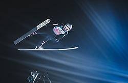 30.12.2018, Schattenbergschanze, Oberstdorf, GER, FIS Weltcup Skisprung, Vierschanzentournee, Oberstdorf, 1. Wertungsdurchgang, im Bild Daniel Huber (AUT) // Daniel Huber of Austria during his 1st Competition Jump for the Four Hills Tournament of FIS Ski Jumping World Cup at the Schattenbergschanze in Oberstdorf, Germany on 2018/12/30. EXPA Pictures © 2018, PhotoCredit: EXPA/ JFK