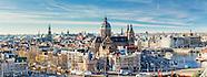 Amsterdam Skyline Photography and Panoramic