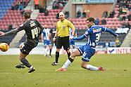 Wigan Athletic v Bury 270216