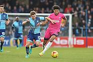 Wycombe Wanderers v Hartlepool United 261116