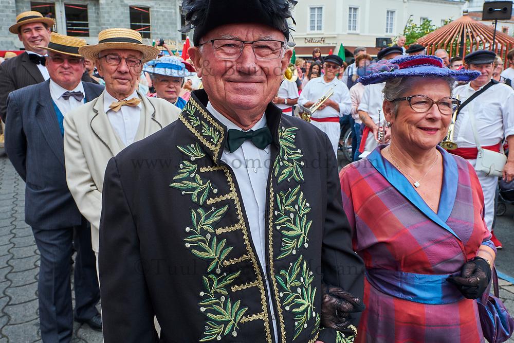 France, Vendée (85), Challans, fête Autrefois Challans  // France, Vendée, Challans, traditional festival
