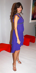 Model LISA BARBUSCIA at the Moet & Chandon Fashion Tribute 2005 to Matthew Williamson, held at Old Billingsgate, City of London on 16th February 2005.<br /><br />NON EXCLUSIVE - WORLD RIGHTS
