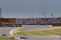 MOTORSPORT - F1 2013 - BRITISH GRAND PRIX - GRAND PRIX D'ANGLETERRE - SILVERSTONE (GBR) - 28 TO 30/06/2013 - PHOTO : FREDERIC LE FLOC'H / DPPI<br /> ROSBERG NICO (GER) - MERCEDES GP MGP W04 - ACTION
