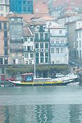 passenger ferry boat cais da estiva porto portugal