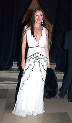 TAMARA MELLON at a private dinner to unveil the Van Cleef & Arpels jewellery collection 'Couture' with fashion by Anouska Hempel Couture held at The Banqueting House, Whitehall Palace, London on 8th March 2005.<br /><br />NON EXCLUSIVE - WORLD RIGHTS