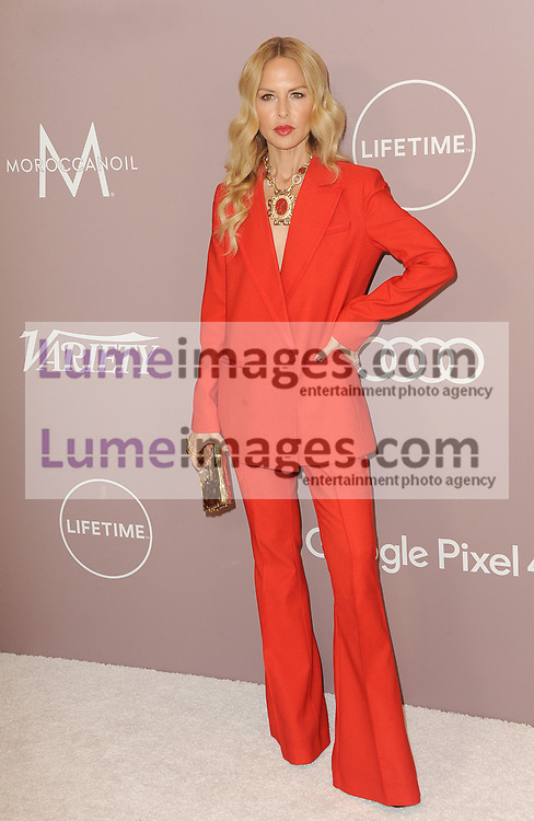 Rachel Zoe at the Variety's 2019 Power Of Women held at the Beverly Wilshire Four Seasons Hotel in Beverly Hills, USA on October 11, 2019.