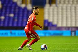Birmingham City's Ivan Sanchez - Mandatory by-line: Nick Browning/JMP - 20/11/2020 - FOOTBALL - St Andrews - Birmingham, England - Coventry City v Birmingham City - Sky Bet Championship