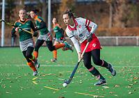 TILBURG  - hockey-  Colette de Beaumont (MOP)  tijdens de wedstrijd Were Di-MOP (1-1) in de promotieklasse hockey dames. COPYRIGHT KOEN SUYK