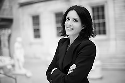Chris Coulson of the Metropolitan Museum of Art author photograph for her novel. © 2019 Jackie Neale ALL RIGHTS RESERVED