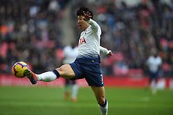Tottenham Hotspur's Son Heung-min