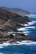 Haunama to Sandy Beach Coastline, Oahu, Hawaii