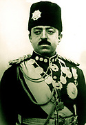 Photograph of King Amanullah Khan (1892-1960). Date of photograph circa 1919-1930. The first Afghan ruler to try and modernize Afghanistan to Western designs. Fled to British India when Civil war broke out. Died in 1960.