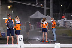 Blom Merel, Heffernan Andrew, <br /> Olympic Games Tokyo 2021<br /> © Hippo Foto - Dirk Caremans<br /> 30/07/2021