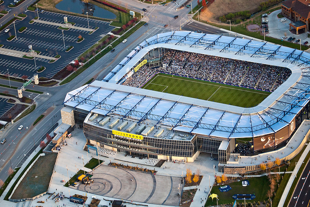 Livestrong Stadium - Home of Sporting KC