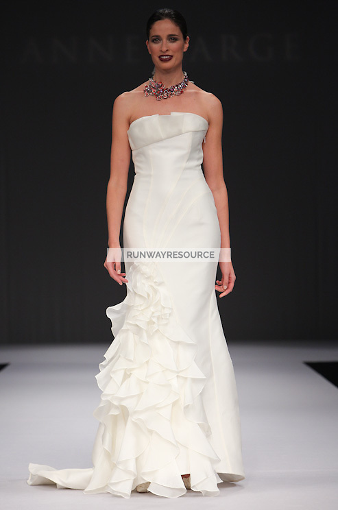 Anne Barge New York Bridal Spring 2012