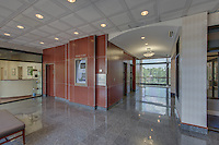 Galleria Towers interior image in Towson Maryland by Jeffrey Sauers of Commercial Photographics, Architectural Photo Artistry in Washington DC, Virginia to Florida and PA to New England