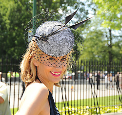 LISA BUTCHER at the third day of the Royal Ascot 2010 (Ladies Day) Racing Festival at Ascot Racecourse, Bershire on 17th June 2010.