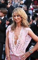 Lady Victoria Hervey at The Paperboy gala screening red carpet at the 65th Cannes Film Festival France. Thursday 24th May 2012 in Cannes Film Festival, France.