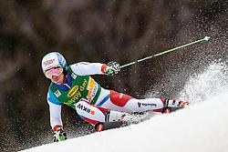 04.03.2017, Podkoren, Kranjska Gora, SLO, FIS Weltcup Ski Alpin, Kranjska Gora, Riesenslalom, Herren, 1. Lauf, im Bild Carlo Janka (SUI) // Carlo Janka of Switzerland in action during his 1st run of men's Giant Slalom of FIS ski alpine world cup at the Podkoren in Kranjska Gora, Slovenia on 2017/03/04. EXPA Pictures © 2017, PhotoCredit: EXPA/ Johann Groder