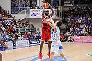DESCRIZIONE : Campionato 2014/15 Dinamo Banco di Sardegna Sassari - Openjobmetis Varese<br /> GIOCATORE : Christian Eyenga<br /> CATEGORIA : Tiro Tre Punti Three Points<br /> SQUADRA : Openjobmetis Varese<br /> EVENTO : LegaBasket Serie A Beko 2014/2015<br /> GARA : Dinamo Banco di Sardegna Sassari - Openjobmetis Varese<br /> DATA : 19/04/2015<br /> SPORT : Pallacanestro <br /> AUTORE : Agenzia Ciamillo-Castoria/L.Canu<br /> Predefinita :