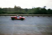 Formula One motor racing Italian Grand prix Monza, Sept 1961 Maurice Trintignant, Cooper-Maserati car