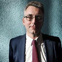 Nederland, Groningen , 23 februari 2015.<br /> Peter Verhoef,  is Professor of Marketing at the Department of Marketing, Faculty of Economics and Business, University of Groningen<br /> Foto:Jean-Pierre Jans