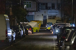 © Licensed to London News Pictures. 20/01/2020. London, UK. An investigation has been launched into the deaths of three men in Redbridge, all of whom had suffered apparent stab injuries.. Photo credit: Peter Manning/LNP
