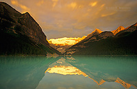 Sunrise, Lake Louise, Banff National Park, Alberta, Canada