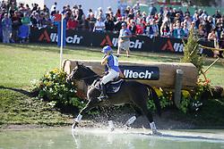 Algotsson Linda (SWE) - Stand By Me<br /> Alltech FEI World Equestrian Games <br /> Lexington - Kentucky 2010<br /> © Hippo Foto - Monique de Smit