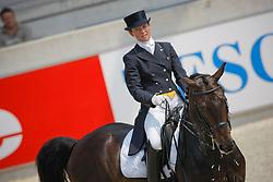 Van Lent - Baetens Sophie (BEL) - Rubens<br /> St. George<br /> CHIO Aachen 2009<br /> Photo © Dirk Caremans