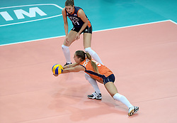 24-09-2014 ITA: World Championship Volleyball Thailand - Nederland, Verona<br /> Myrthe Schoot