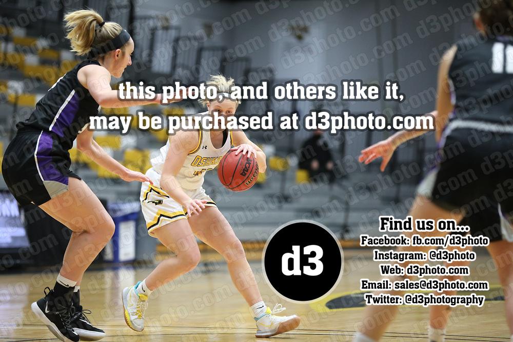 Women's Basketball: University of Wisconsin-Oshkosh Titans