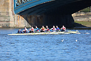 Crew: 3   Agecroft Rowing Club   AGE-FORD   8+ Band 1<br /> <br /> Head of the Trent 2018<br /> <br /> To purchase this photo, or to see pricing information for Prints and Downloads, click the blue 'Add to Cart' button at the top-right of the page.