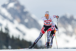 28.01.2018, Seefeld, AUT, FIS Weltcup Langlauf, Seefeld, FIS Weltcup Langlauf, 10 km Sprint, Damen, im Bild Anna Roswitha Seebacher (AUT) // Anna Roswitha Seebacher of Austria during ladie's 10 km sprint of the FIS cross country world cup in Seefeld, Austria on 2018/01/28. EXPA Pictures © 2018, PhotoCredit: EXPA/ Stefan Adelsberger