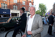 JOHN RENDALL, Pimlico Road party. 22 June 2010. -DO NOT ARCHIVE-© Copyright Photograph by Dafydd Jones. 248 Clapham Rd. London SW9 0PZ. Tel 0207 820 0771. www.dafjones.com.