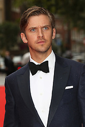 Dan Stevens, BAFTA Celebrates Downton Abbey, Richmond Theatre, London UK, 11 August 2015, Photo by Richard Goldschmidt /LNP © London News Pictures.