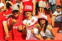 20111009: PORTO ALEGRE, BRAZIL -  Football match between Internacional and Vasco da Gama at Beira Rio stadium in Porto Alegre. In picture Internacional supporters<br /> PHOTO: CITYFILES