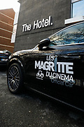 Brussels , 01/02/2020 : Les Magritte du Cinema . The Academie Andre Delvaux and the RTBF, producer and TV channel , present the 10th Ceremony of the Magritte Awards at the Square in Brussels . Departure from The Hotel<br /> Pix :<br /> Credit : Thierry Roge / Isopix