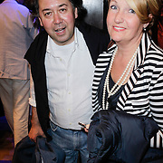 NLD/Amsterdam/20120519 - Toppers in Concert 2012, Joop Munsterman en partner