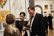 ANTONY GORMLEY, 2019 Royal Academy Annual dinner, Piccadilly, London.  3 June 2019