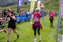 Race for Life Edinburgh 2019. The Race for Life 5k and 10k provide people of all ages, backgrounds and abilities the chance to come together and show cancer who's boss. They're not races, or runs, and everyone wins the Race for Life (except cancer).<br /> <br /> With more than 2,200 in the Race for Life in Edinburgh, the course is set in the amazing grounds of the Royal Park in the centre of Edinburgh. The route starts and finishes on the field adjacent to Holyrood Palace and runs around Arthur's Seat, taking in the beautiful views across Edinburgh.