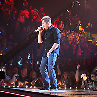 2011 Rascal Flatts at Xcel Energy Center on Friday, January 21, 2011.  Show was recorded for ABC TV special.