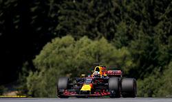 July 7, 2017 - Spielberg, Austria - Motorsports: FIA Formula One World Championship 2017, Grand Prix of Austria, .#3 Daniel Ricciardo (AUS, Red Bull Racing) (Credit Image: © Hoch Zwei via ZUMA Wire)