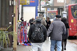 © Licensed to London News Pictures. 21/01/2015<br /> Unemployment down, Eltham High Street,Greater London.<br /> Unemployment fell by 58,000 to 1.91 million in the three months to the end of November 2014, according to the latest figures from Office for National Statistics<br /> <br /> <br /> <br /> (Byline:Grant Falvey/LNP)