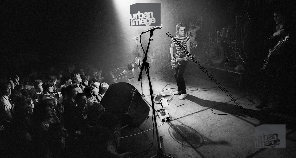 The Vapors Live 1979